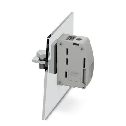 Panel feed-through terminal block - UW 95-POT-F/S - 1713243