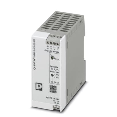 Power supply unit - QUINT4-PS/1AC/24DC/3.8/SC - 2904599