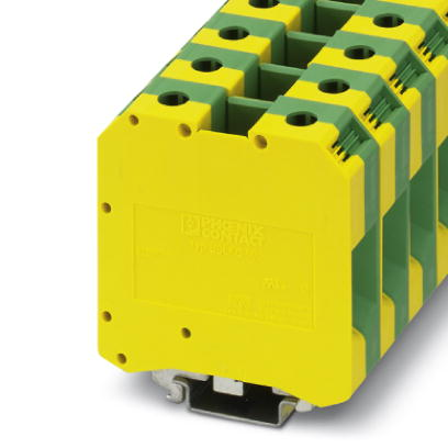 Ground modular terminal block - USLKG 50-IB - 0443078