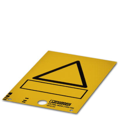 Warning label - US-PML-W200 (100X100) CUS - 1014136