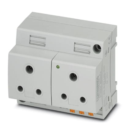 Double socket - EO-D/PT/LED/DUO - 0804013