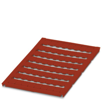 Marker for terminal blocks - UC1-TM 8 RD CUS - 0828328