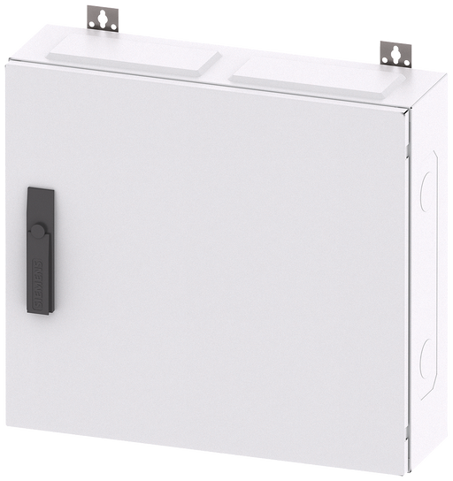 ALPHA 160, wall-mounted cabinet, IP43, degree of protection 2, H: 500 mm, W: 550 mm, D: 140 ... motor - 8GK1032-1KK21