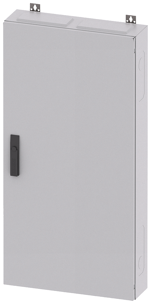 ALPHA 160, wall-mounted cabinet, IP43, degree of protection 2, H: 1100 mm, W: 550 mm, D: 140 ... motor - 8GK1032-5KK21