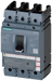 circuit breaker 3VA5 UL frame 250 breaking capacity class C 100kA @ 480V 3-pole, line protection TM230, FTAM, In=250A overload protection Ir=250A fixe motor - 3VA5225-7EC31-0AA0