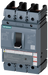 circuit breaker 3VA5 UL frame 250 breaking capacity class C 100kA @ 480V 2-pole, line protection TM210, FTFM, In=110A overload protection Ir=110A fixe motor - 3VA5211-7ED61-0AA0