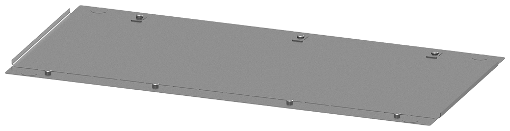 SIVACON S4 Top plate Degree of protection IP55 Closed Width 800 mm Depth 400 mm motor - 8PQ2308-4BA01