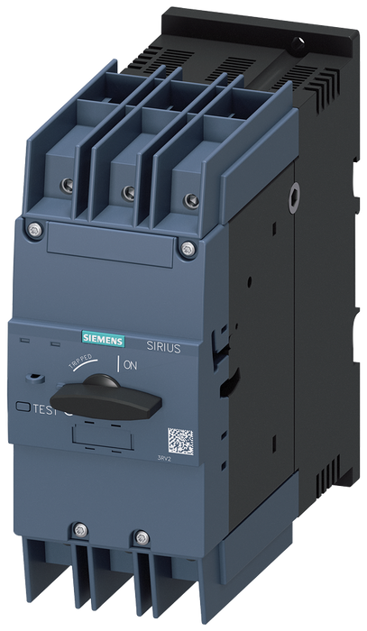 Circuit breaker size S3 for system protection with approval circuit breaker UL 489, CSA C22.2 No.5-02 A-release 20 A N-release 260 A screw terminal motor - 3RV2742-5CD10