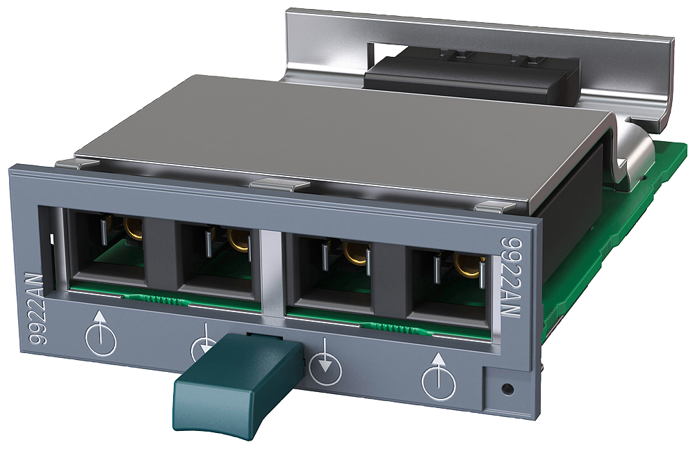 SCALANCE X accessory, Media module MM992-2LH, 2x 1000 Mbit/s SC-ports, optical single-mode up to max. 40 km motor - 6GK5992-2AN00-8AA0