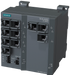 SCALANCE X310FE, managed plus IE switch, 10x 10/100 Mbit/s RJ45 ports, LED diagnostics, error-signaling contact with Select/set pushbutton, PROFINET I motor - 6GK5310-0BA10-2AA3