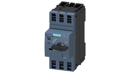 Circuit breaker size S00 for motor - 3RV2011-0DA20-ZW96