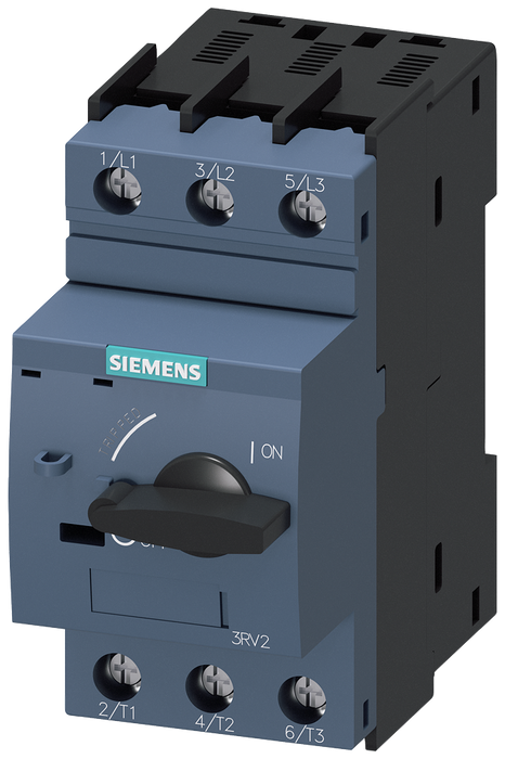 CIRCUIT-BREAKER SZ S0, FOR STARTER COMBINATION, RATED CURRENT 25A, N-RELEASE 325A, SCREW CONNECTION, STANDARD SW. CAPACITY motor - 3RV2321-4DC10-ZX95