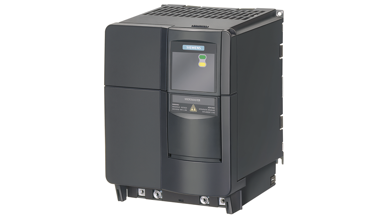 Micromaster, IP20 / UL open type, FSC, 3 AC 380-480 V, 7,50 kW- 6SE6440-2AD27-5CA1
