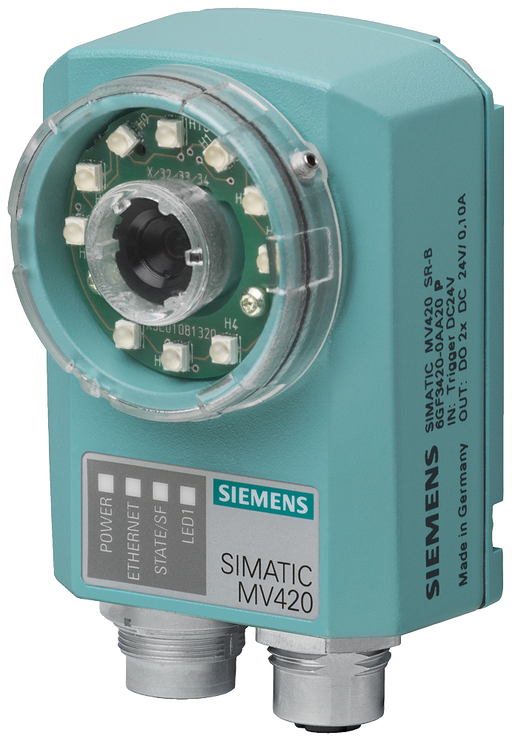 SIMATIC MV420 SR-P, performance model, compact code reader for 1D and 2D codes motor - 6GF3420-0AA40