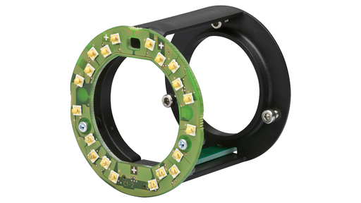 Built-in green ring light for all MV440 devices (MLFB:- 6GF3440-8DA31