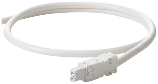 Accessory LED lamp 025 DC connection cable 16AWG w. socket, UL motor - 8MR2210-4B