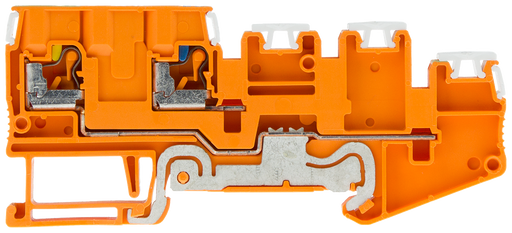 Input terminals 1.5 mm2, for 4-wire Orange, including PE motor - 8WH6004-0HE04