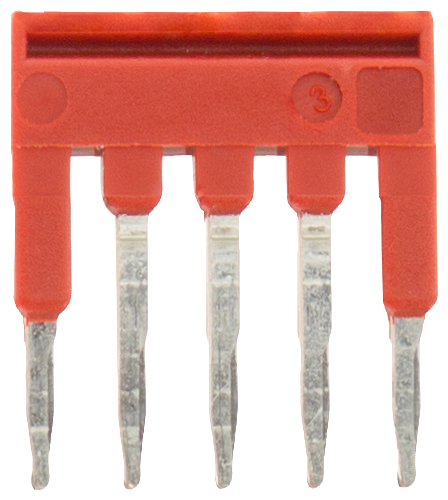 5 conn. combs 3.5 mm red motor - 8WH9020-6JF02