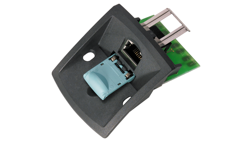 IE insert 1GE, replaceable insert for RJ45 modular outlet base module, 4 pcs. motor - 6GK1901-1BK00-0AA2