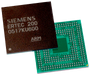 PROFINET IO ASIC, ERTEC 200 (lead-free), 10/100 Mbit/s Industrial Ethernet, ASIC with ARM 946 processor, 2-port switch, PHY integrated, single tray 70 motor - 6GK1182-0BB01-0AA1