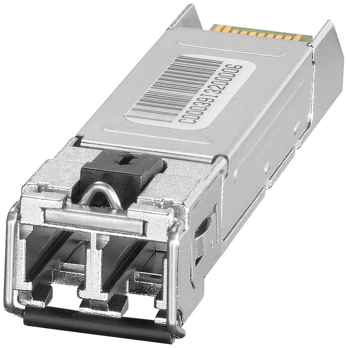 SCALANCE X accessory, Plug-in transceiver SFP991-1ELH200 1x 100 Mbit/s LC port, optical  single-mode glass up to max. 200 km motor - 6GK5991-1AE30-8AA0