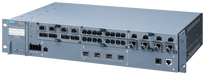 SCALANCE XR528-6M  managed IE switch  19  rack  4x 1000/10000 Mbit/s SFP+  6x 100/1000 Mbit/s 4-port media modules, electrical, electrical PoE or opti motor - 6GK5528-0AA00-2AR2