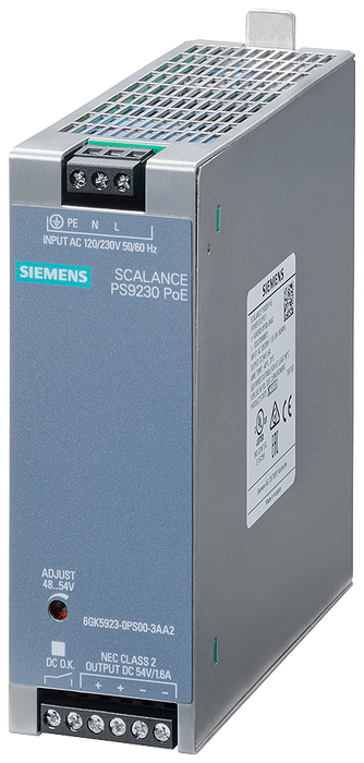 SCALANCE PS9230...ver Ethernet motor - 6GK5923-0PS00-3AA2