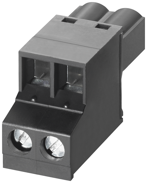 2-pole terminal block for Signaling contact (24 V DC)  for SCALANCE X/W/S/M  1 pack=5 units  spare part motor - 6GK5980-0BB00-0AA5