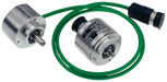 INCREM. ENCODER 6FX2001-3GB00 WITH 1-V-SINUS 1000 P/R, SYNCHRON. FLANGE, 6 MM SHAFT, VOLTAGE 5 V AXIAL FLANGE CONNECTOR motor - 6FX2001-3GB00