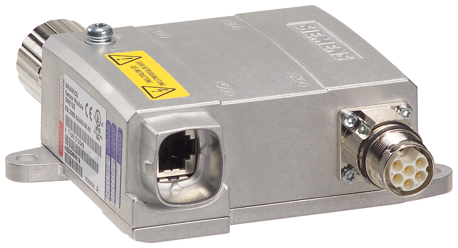 SINAMICS SENSOR MODULE SME125 ABSOLUTE ENCODER: ENDAT  PTC- and KTY-INPUTS WITH SECURE ELECTRICAL ISOLATION  DEGREE OF PROTECTION IP67  WITHOUT DRIVE- motor - 6SL3055-0AA00-5KA3