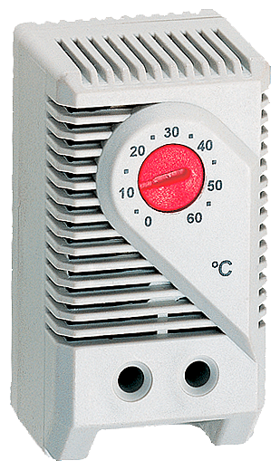 Thermostat NO contact 0 to 60 °C with NC contact with NO contact motor - 8MR2170-1BB
