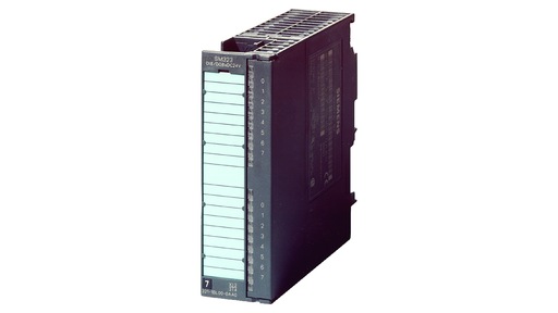 SIMATIC S7-300, Digital module SM 323, isolated, 16 DI and 16 DO, 24 V DC, 0.5 A, Total current 4A, 1x 40-pole motor - 6ES7323-1BL00-0AA0