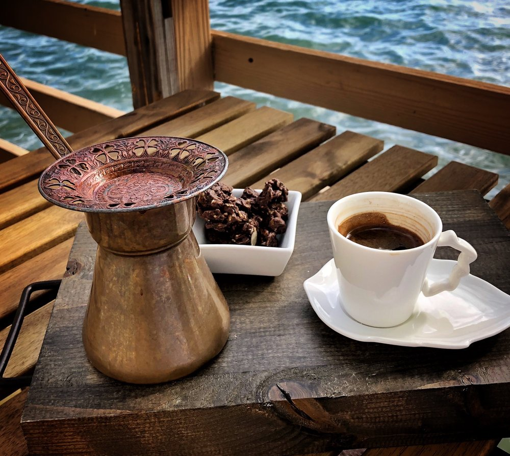 Turkish Coffee Blend (Ground Beans)