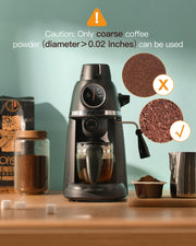 801 Conical Burr Coffee Grinder