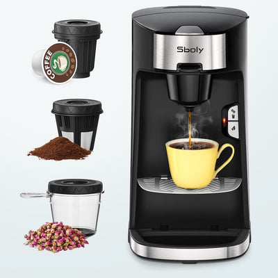 sboly 630 Coffee Machine 3 in 1