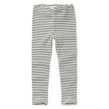 Afbeelding in Gallery-weergave laden, Rib Legging Stripes White/Black B2B