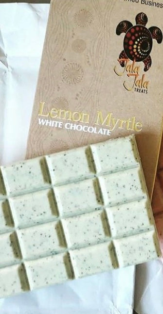 Lemon Myrtle White Chocolate MOTHER'S DAY SPECIAL