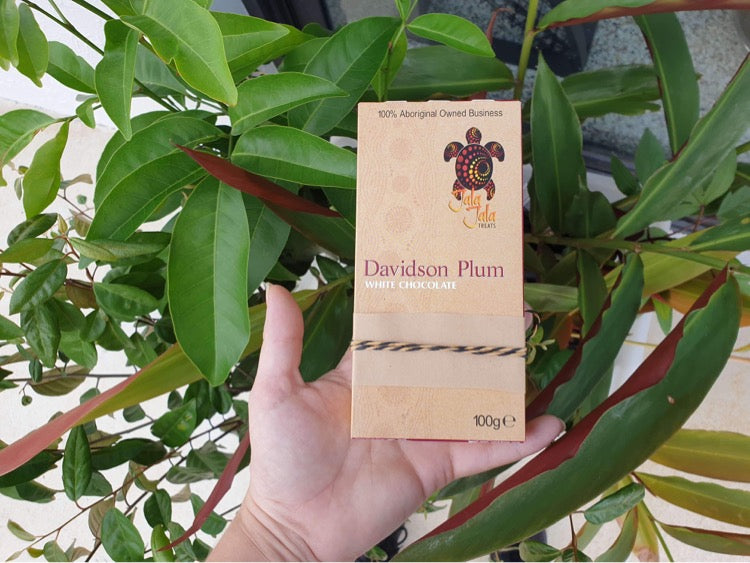 Davidson Plum Chocolate + Lemon Myrtle Chocolate MOTHER'S DAY SPECIAL