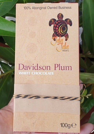 Davidson Plum White Chocolate MOTHER'S DAY SPECIAL