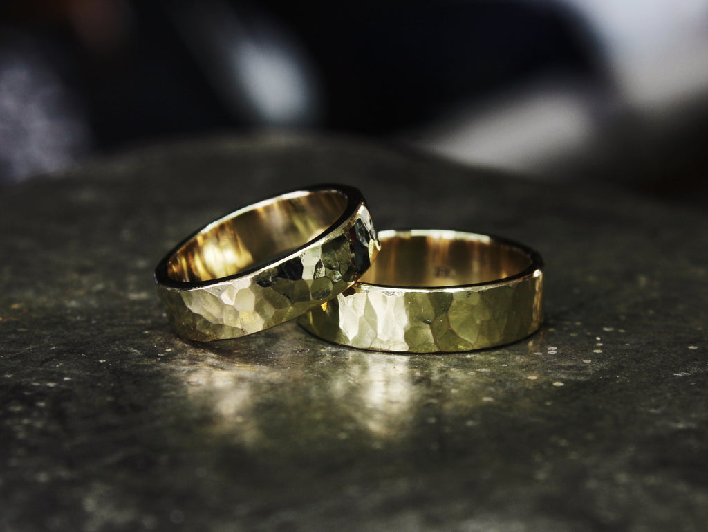 s la band engraved handmade ring gold or of wedding beautiful customized rings bands