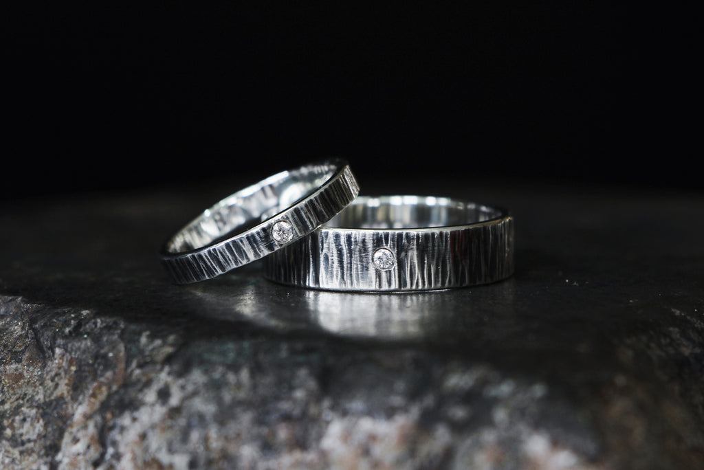 Stale Co Commission Wedding Jewelry Stale Co