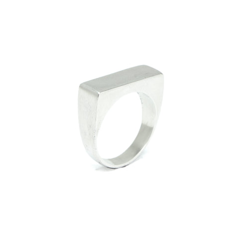 STALE & CO - SIMPLY BAR RING