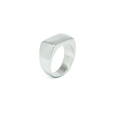 STALE & CO - SIMPLY SIGNET RING