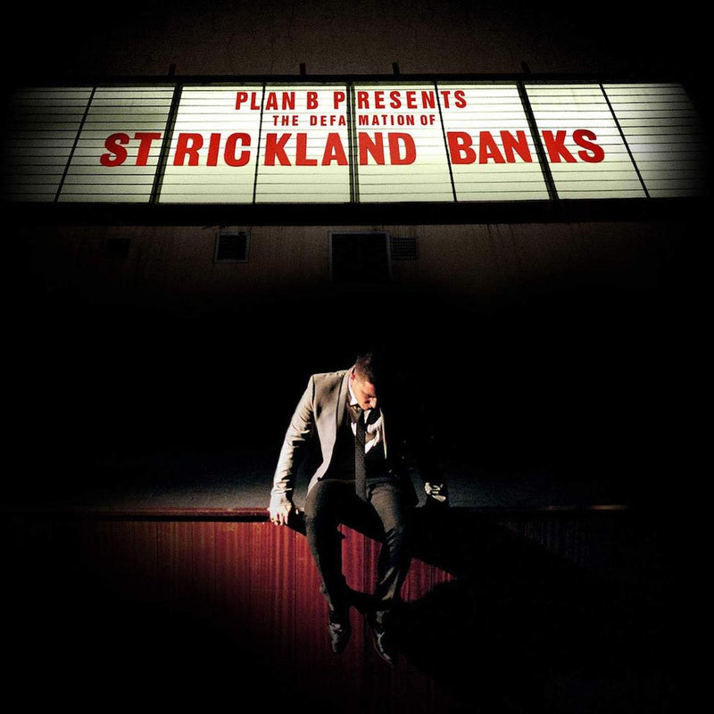 Plan B - The Defamation Of Strickland Banks: Limited Ox-Blood Vinyl 2LP