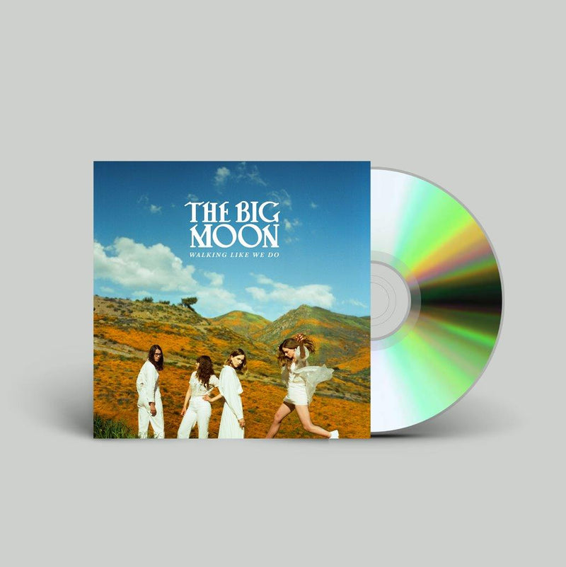 Big Moon (The) - Walking Like We Do: Various Formats + Album Launch Gig Ticket *Pre-Order