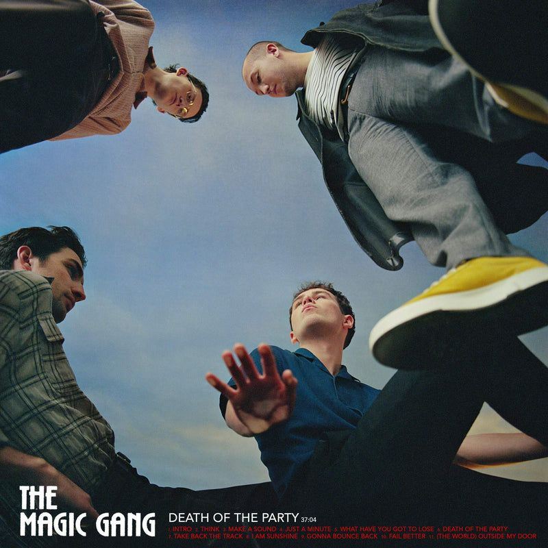 Magic Gang (The) - Death Of The Party : Various Formats + Ticket Bundle (Album launch gig at The Wardrobe)