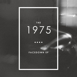 "1975 (The) - Facedown EP: 12"" Vinyl EP"