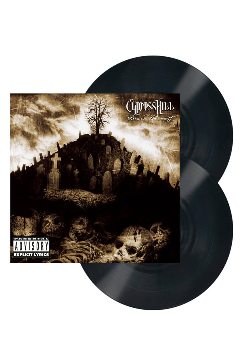 Cypress Hill - Black Sunday: Vinyl LP