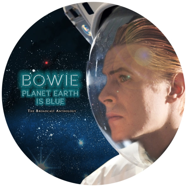 David Bowie - Planet Earth Is Blue: Picture Disc Vinyl LP