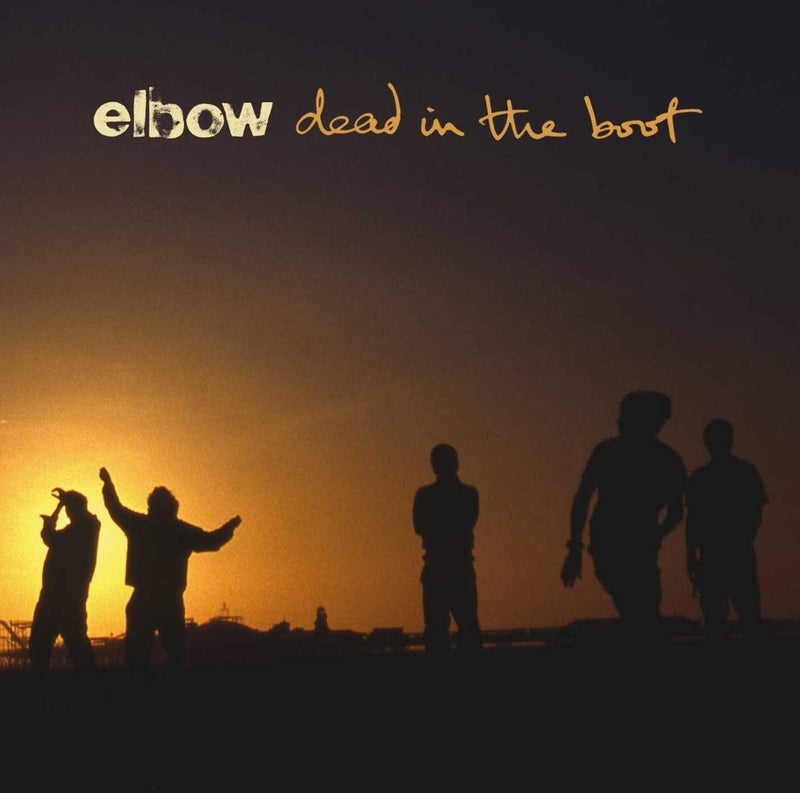 Elbow - Dead In The Boot: Vinyl LP